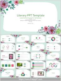 Lovely Fresh Business Common Ppt Templates_free Powerpoint