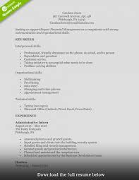 Receptionist Resume Awesome How To Write A Perfect Receptionist Resume Examples Included