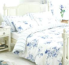 blue and white bedding sets blue and white duvet cover blue white bedding bed linen fl stripe reversible duvet cover or blue and white blue and white