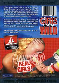 Girls Gone Wild Sex Starved College Girls DVD Girls Gone Wild