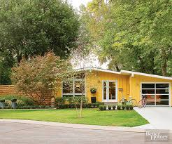 Curb Appeal Landscaping For Ranch Style Homes  Pavillion Home Ranch Curb Appeal