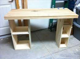 You can make DIY pallet desk according to place and household items of your  house you can manage the area in your house by applying of pallet ideas in  the ...