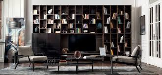 Small Picture Wall systems and bookcases NATUZZI ITALIA