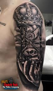 tattoo zandloper