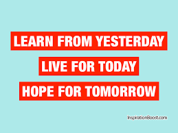 Quotes About Today