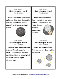 Inner Planets Worksheet Free Worksheets Library | Download and ...