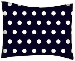 Polka Dot Pillowcases Beauteous Polka Dot Pillowcases Home Ideas