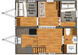 Small Picture Tiny Houses For Sale In California 2 Lofts With Stairs This Is