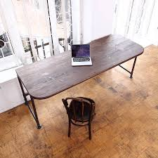 industrial style outdoor furniture. Industrial Style Office Desk Outdoor Furniture 0