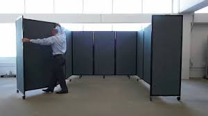 office wall partitions cheap. Versare Room Divider 360 - The Ultimate Portable Partition Wall YouTube Office Partitions Cheap