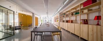 office space architecture. ZAMNESS Office Space By Nook Architects Architecture