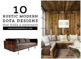 Crafty Rustic Modern Furniture Perfect Design Brian Chiltons Trend