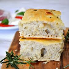 Asian foccacia bread recipe