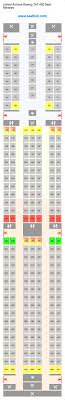 United 767 Seating Chart United Airlines Boeing 767 400 Seating Chart Updated