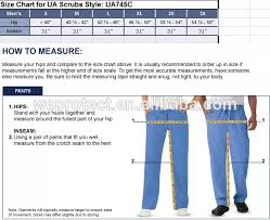Rope Size Chart Poly Cotton Rope Waist Long Pants Medical Scrubs Trousers Buy Rope Waist Long Pants Scrubs Trousers Medical Trousers Product On Alibaba Com