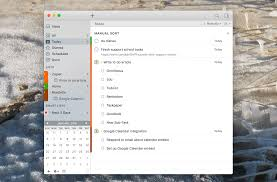 To Do List Or To Do List The Best Mac To Do List Applications