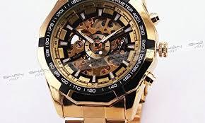best luxury skeleton watches for men