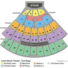 Nikon Jones Beach Theater Seating Chart Pin By Chester Ehrig On Amphitheatres Beach Theater