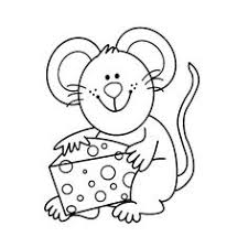 14 Best Mouse Coloring Page Images Free Printable Coloring Pages