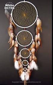 Where Are Dream Catchers From Natural Generations Dream Catcher 100 rings DreamCatcher 69