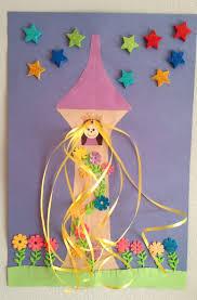 art and craft ideas for toddlers pinterest. rapunzel tower craft - princess preschool #littlebooteek #princessoutfits #girlsfashion art and ideas for toddlers pinterest