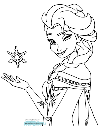 Small Picture Frozen Coloring Pages 2 Disney Coloring Book Coloring Pages For