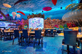 underwater restaurant disney world. T-Rex Café Underwater Restaurant Disney World 0
