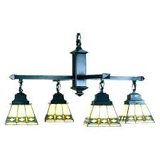 tiffany style stained glass mission chandelier dining room light tiffany large mission style chandelier