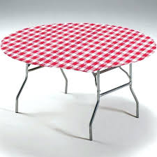 round vinyl tablecloths flannel backed fitted plastic tablecloths red gingham round stay put elastic fitted plastic round vinyl tablecloths