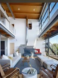 lighting a house. Natural Lighting Transforms Space In A Home House