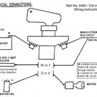 battery master disconnect switch wiring diagram yondo tech battery master switch wiring diagram diagram source � master kill switch wiring archive texas american iron & camaro Battery Master Switch Wiring Diagram