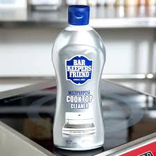 cleaning shower doors with bar keepers friend