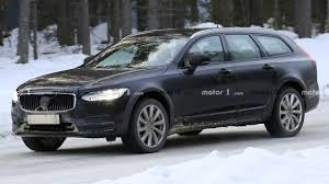 <b>Volvo S90</b>, V90, And V90 Cross Country Spied Testing Upcoming ...