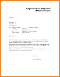 Sample Format Of Incident Report Form Examples Writing An Letter