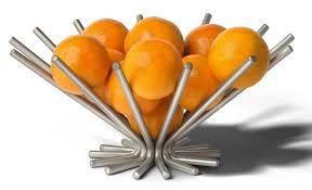 beautiful fruit bowls and modern fruit holder designs  part