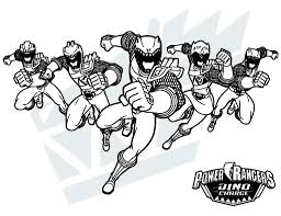 Megazord Coloring Pages At Getdrawingscom Free For Personal Use