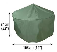 circular furniture. Small Image Of Circular Furniture Cover (4 Seater Set) - Bosmere C515