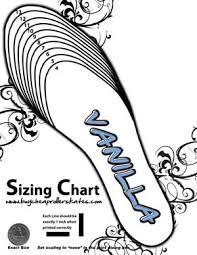 Speed Skate Size Chart 15 Unfolded Vanilla Inline Speed Skates Sizing Chart