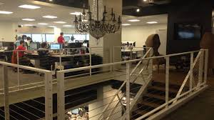 wayfair corporate office first look inside wayfairs new hq at copley place slide show