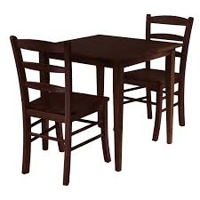 Small Kitchen Oak Dining Table And 2 Chairs Folding Chairs For Sale