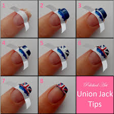 Steps for nail art - how you can do it at home. Pictures designs ...