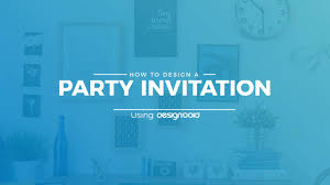 Design Party Invitations How To Design Party Invitations Online Using Designbold