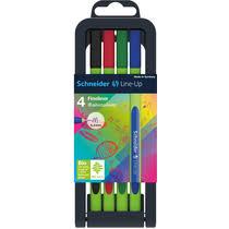 <b>Линеры Schneider Line</b>-<b>Up</b> 4 цвета купить с доставкой по ...