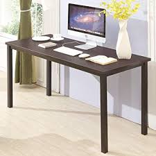large desks for home office. CMO 47\u0026quot; Large Size Modern Computer Desk Long Office Writing Desk,  Workstation Table Large Desks For Home Office