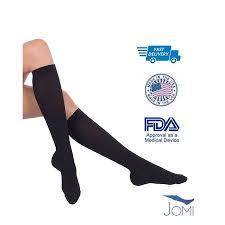 Jomi Compression Size Chart Jomi Jomi Sock Collection 114 Womens Cotton Compression