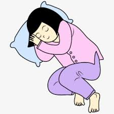 Image result for sleepy person clip art