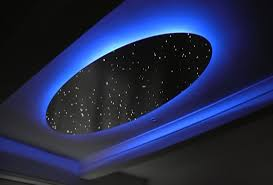 starscape fibre optic lighting and star