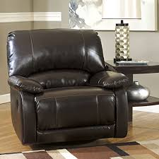 ashley furniture signature design capote swivel glider recliner manual reclining chair chocolate brown ashley furniture recliner chairs p24