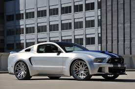 Here's the 900HP Mustang From the Need For Speed Movie ...