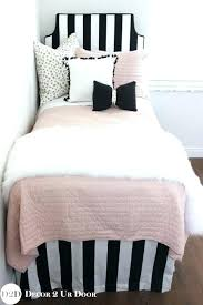 pink and gold bedding black blush fur designer teen girl set hot crib babies r us